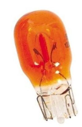 Imagem de LPA16W - Lampada Pisca Pingão Ambar T15 12V 16W