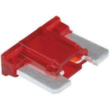 Imagem de DH2110 - Fusivel Mini Elemento Curto 10A (vermelho)