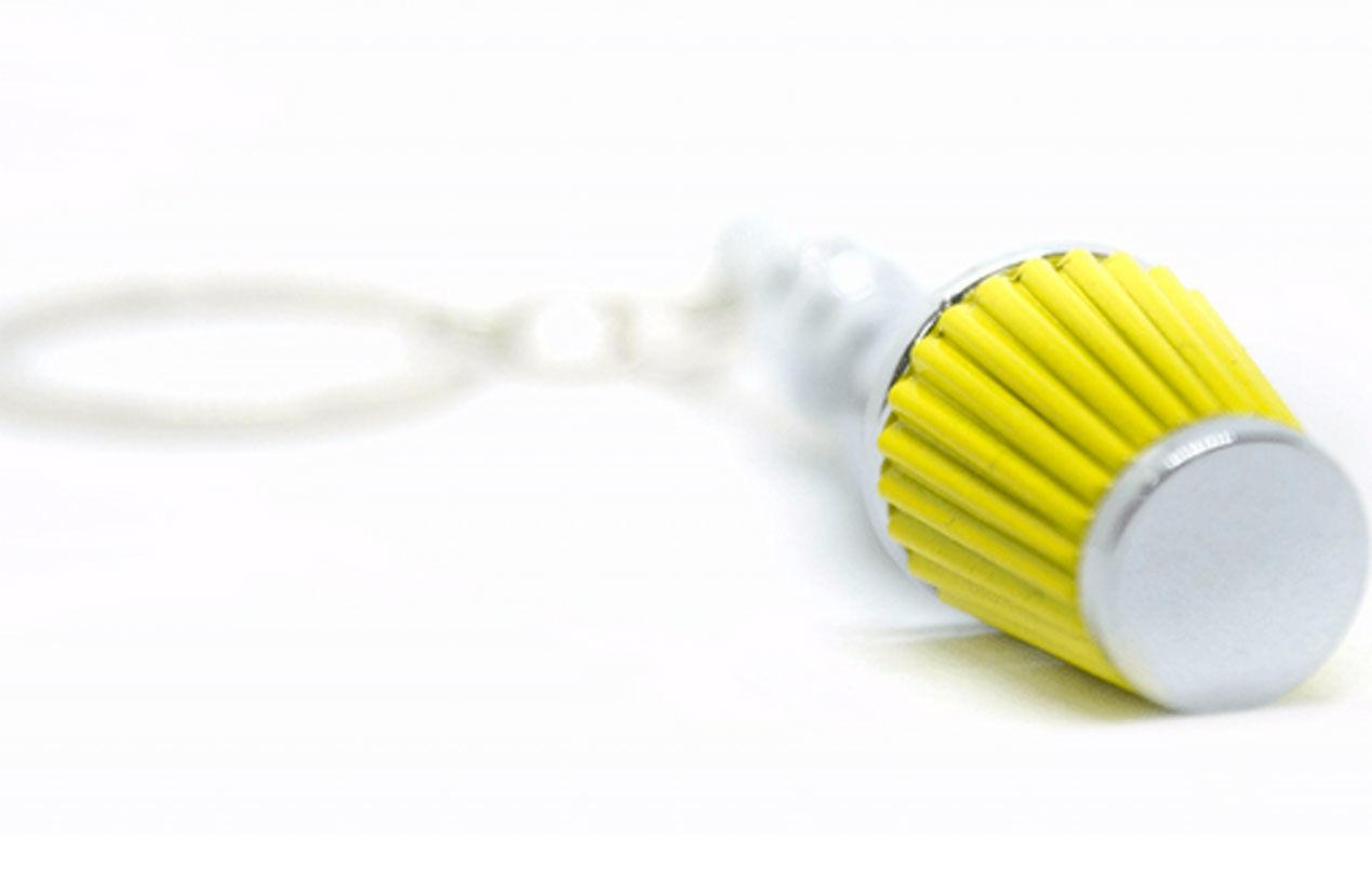 Imagem de CH5041-Chaveiro Filtro de Ar Amarelo