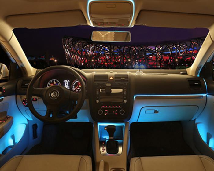 Imagem de FLNAG03 - Fita LED Neon 3 Metros Azul Gelo