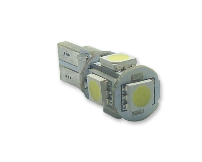 Imagem de C066 - T10 Esmagada 5 SMD Canceller (meia-luz / teto / painel)