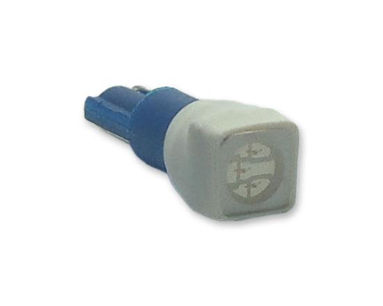 Imagem de T5 Esmagadinha 1 SMD Azul (painel/ manômetro)