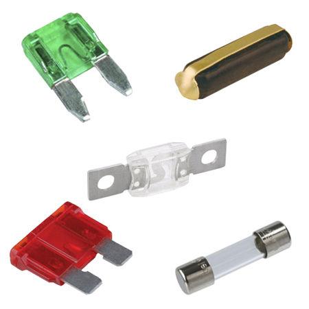 Imagem de categoria Fusíveis, Relés e Interruptores
