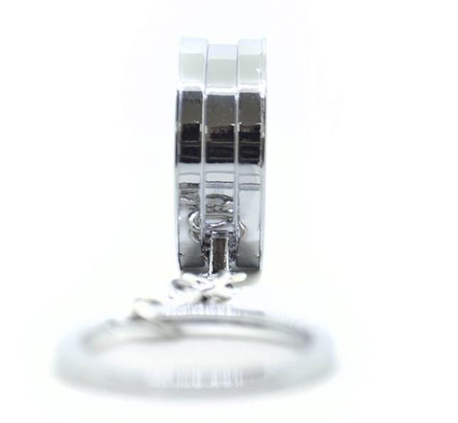 Imagem de CH5013 - Chaveiro Roda BBS Dourada