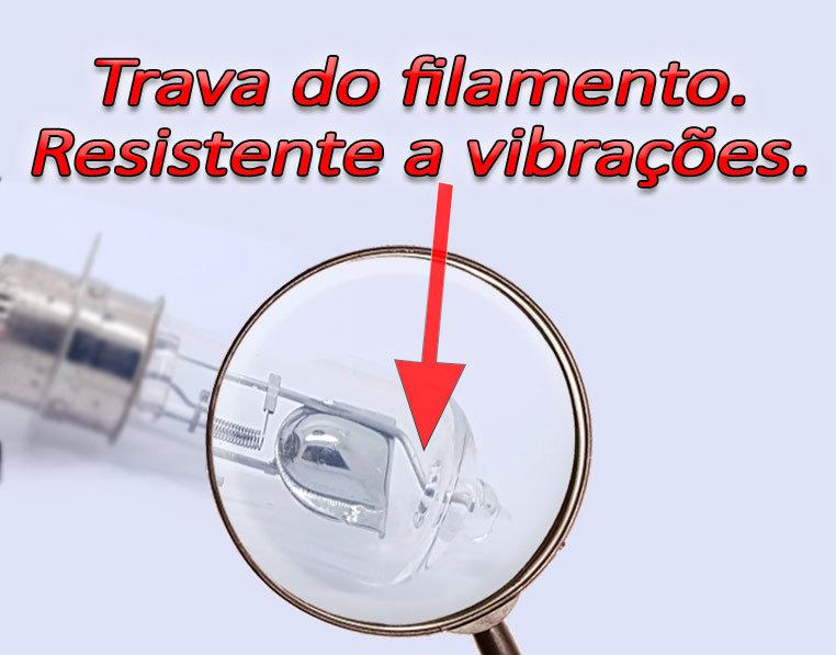 Imagem de LHAM5 - Lampada M5 Convencional 12V 35/35W Resistente a Vibrações