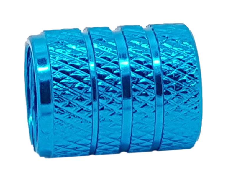 Imagem de TB0635AZ - Tampa Bico Ventil Azul Texturizada
