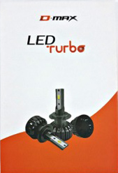 Imagem de FLT - Farol Led Turbo 12V 48W 4500LM RayX