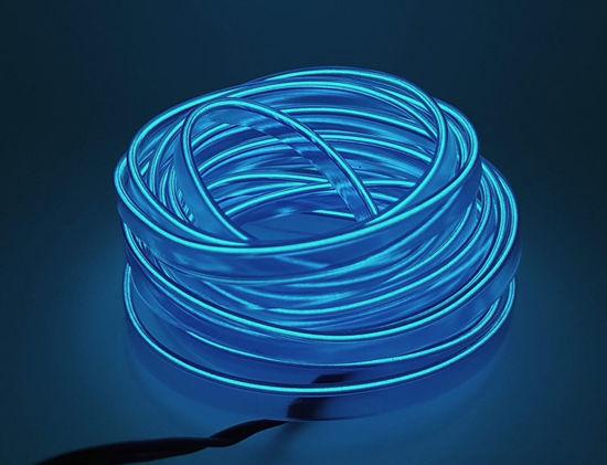 Imagem de FLNAZ05 - Fita LED Neon 5 Metros Azul