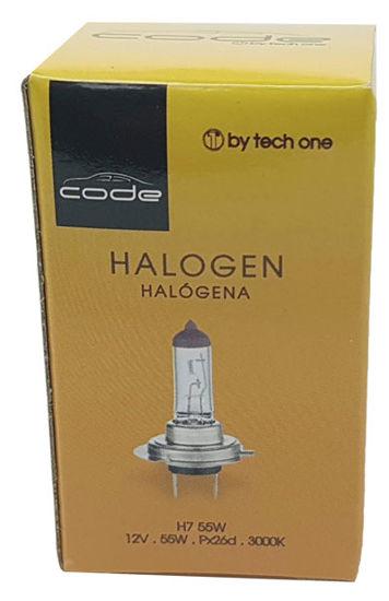 Imagem de H7CODE - Lampada Convencional H7 12V 55W CODE