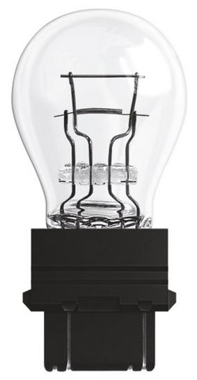 Imagem de LPW273157 - Lampada PW27 3157 27/7W 12V Convencional (2 polos)