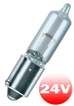 Imagem de LH24VH21 - Pingo H21 21W 24V Convencional (pino Y)