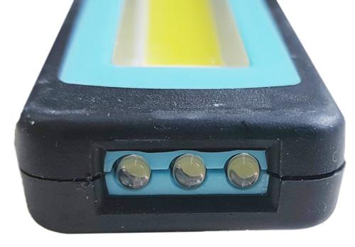 Imagem de LMECxxV-01-COB - Luz Luminaria de Inspeção Mecanico Fio 5m LED COB
