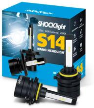 Imagem de SLNANO-HB4 - HB3/HB4 6000K 12V 32W 3600 Lumens Shocklight