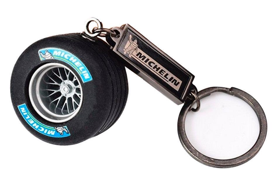 Imagem de CH5049-Chaveiro Pneu Michelin c/ Roda