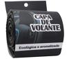 Imagem de CVA-PT - Capa Volante Preta Universal Aromatizada c/ Borda