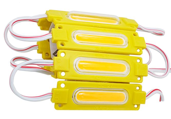 Imagem de C448 - COB - Modulo Led COB IP67 12V Amarelo