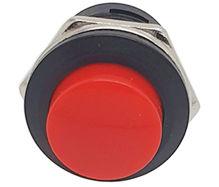 Imagem de CHAPB-3AVM  -  Chave Push Button NA 3A 125V Vermelho