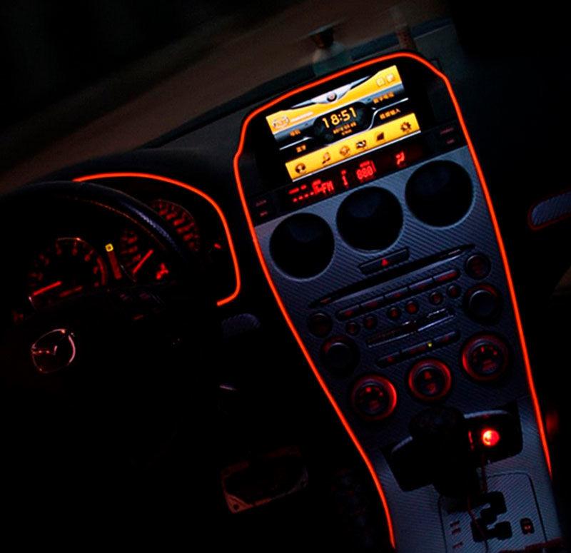 Imagem de FLNVM03 - Fita LED Neon Painel 3 Metros Vermelho