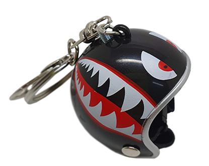 Imagem de CH5074  -  Chaveiro Capacete Tubarão