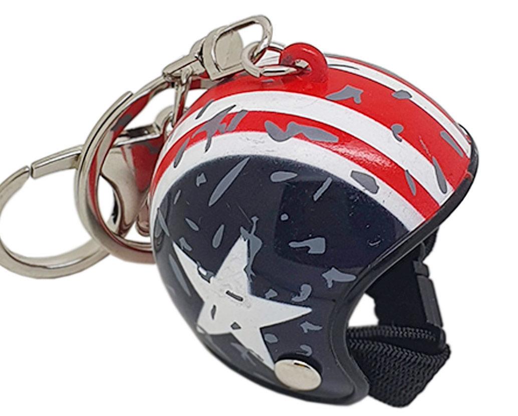 Imagem de CH5071  -  Chaveiro Capacete Capitão América Patriota