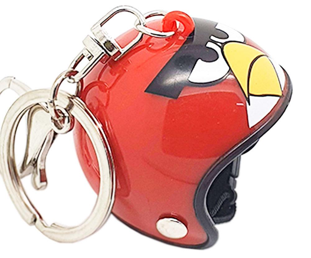 Imagem de CH5076  - Chaveiro  Capacete  Angry Birds