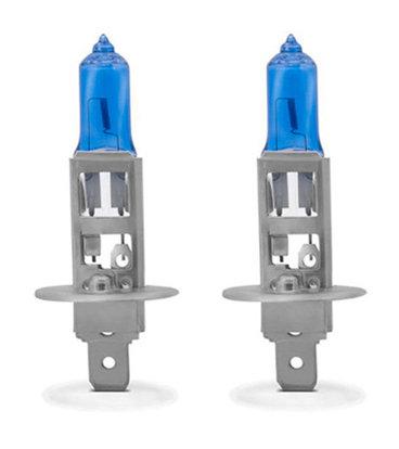 Imagem de LH0001 - Lampada Super Branca H1 55w 8500K T1