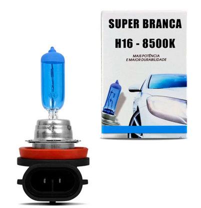 Imagem de LH0016 - Lampada Super Branca H16 19w 8500K T1