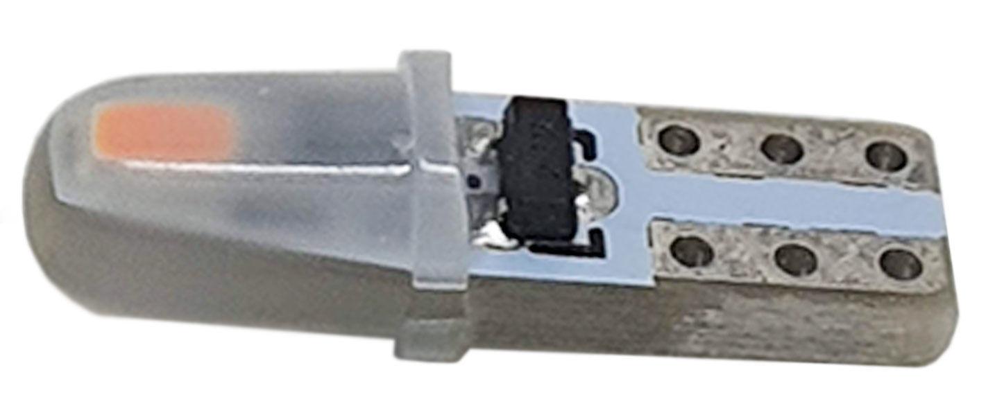 Imagem de LT5-805  - Led T5 2 2835 12V Ambar
