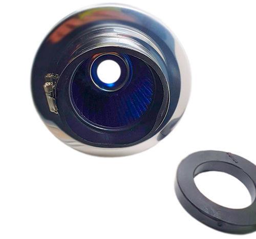 """Imagem de FST3P-M01 - Filtro de Ar Esportivo 3,5"""" + Anel de Redução 2,5""""  12,8cm"""