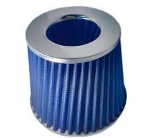 """Imagem de FST3P-M01-AZ - Filtro de Ar Esportivo 3,5 + Anel de Redução 2,5"""" Azul 12,8cm"""